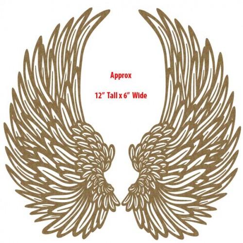 Large Angel Wings - Wings