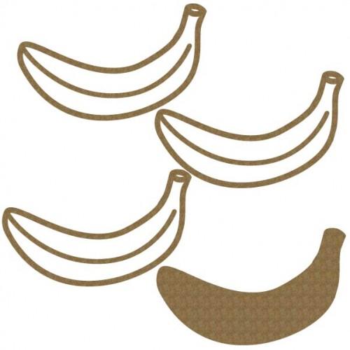 Banana Shaker Set - Shaker Sets