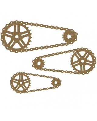 Bicycle Chains set