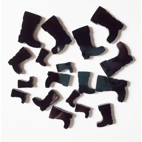Boots - Acrylic