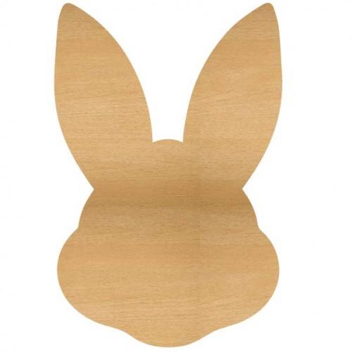 Bunny Head - Home Decor