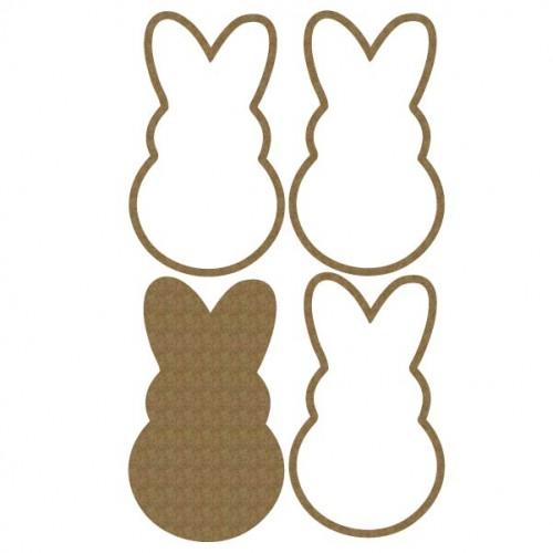 Bunny Shaker 3 - Shaker Sets