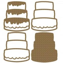 Cake Shaker 3