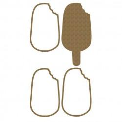 Creamsicle Shaker