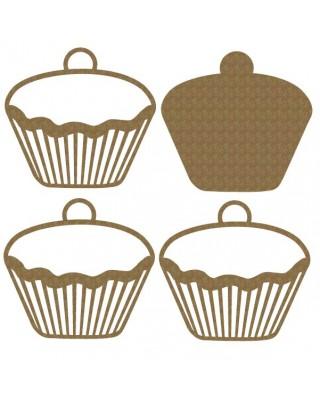 Cupcake Shaker 2