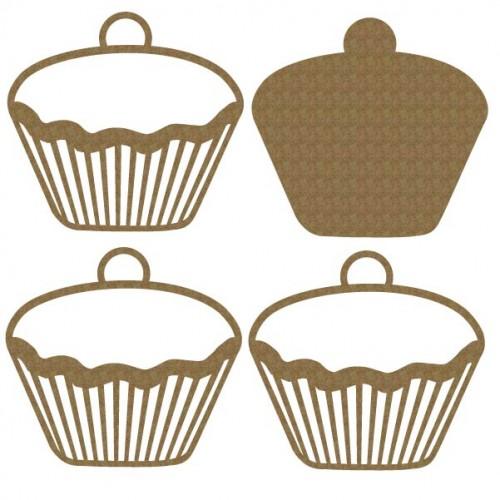 Cupcake Shaker 2 - Shaker Sets