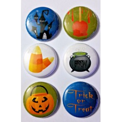 Trick or Treat Flair Set