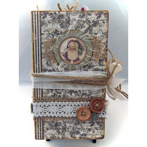 Personal Journal Cover - Journal / Planner Covers