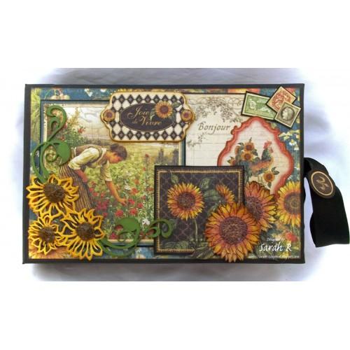 Sunflower Corner Set - Flowers