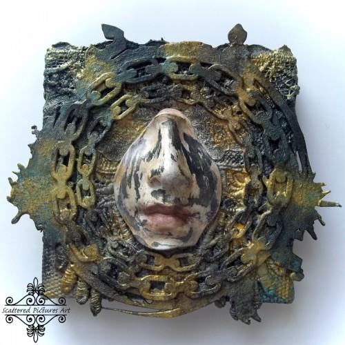Grunge Circle Frames - Frames