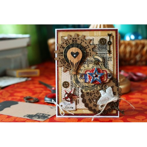 Steampunk Timepieces - Steampunk