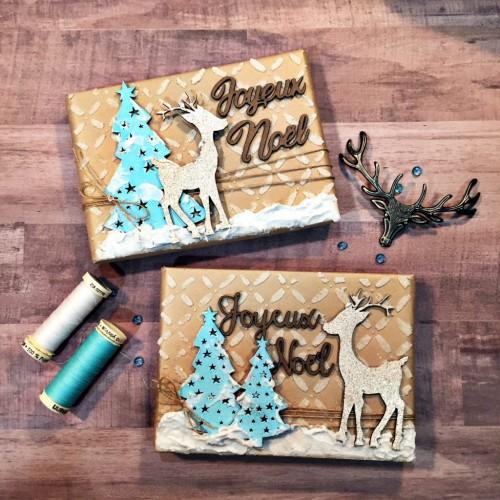 Reindeer Set - Christmas
