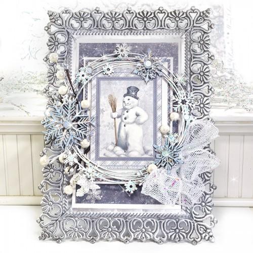 Snowflake Frame 2 - Frames