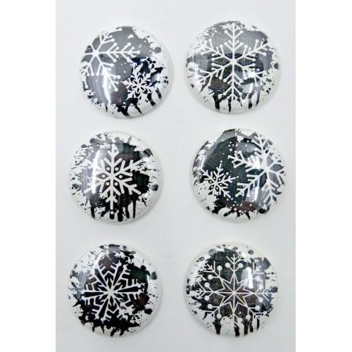 Melting Snowflakes - Flair