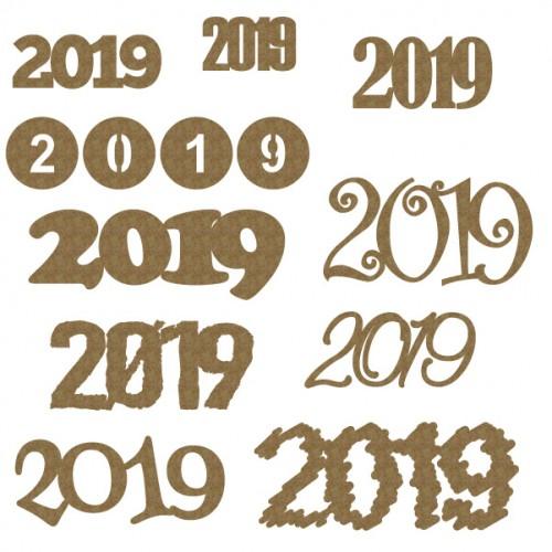 2019 - Words