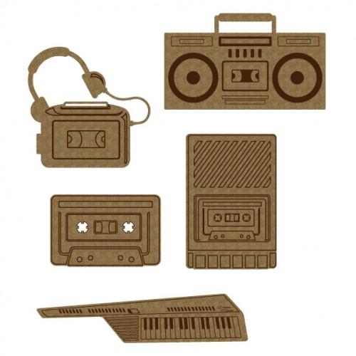 80 s Music - Chipboard
