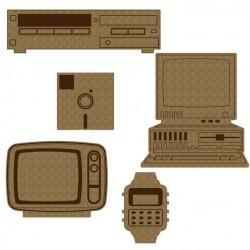 80's electronics