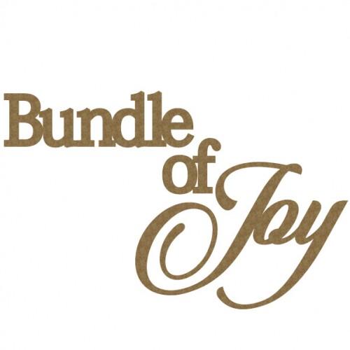 Bundle of Joy - Words