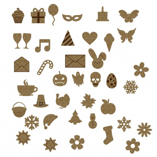 Everyday Icons - Holidays