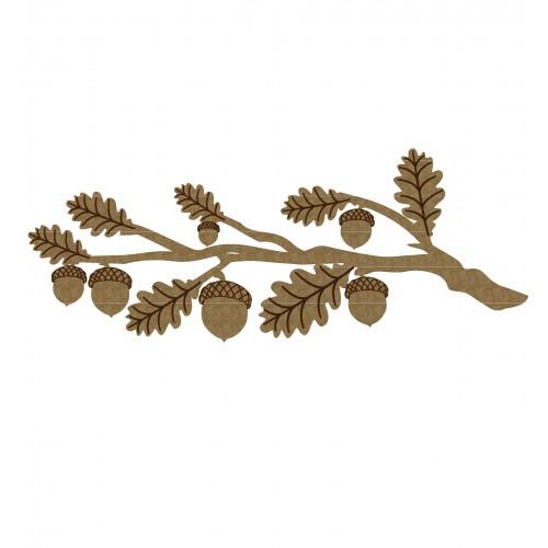 Acorn Branch - Trees