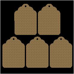 ATC Tags Set 2