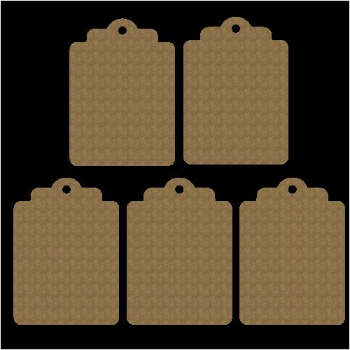 ATC Tags Set 3 - Tags