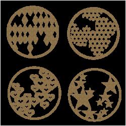 Shape Artist Trading Coins
