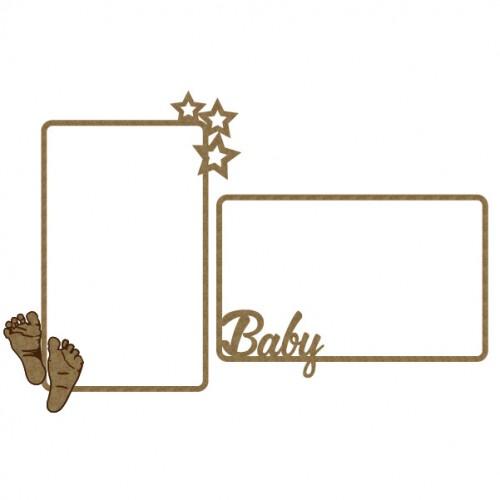 Baby Frame Set - Frames
