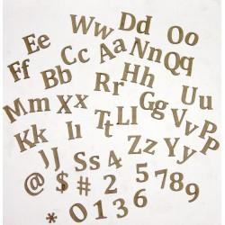 Basic Alphabet