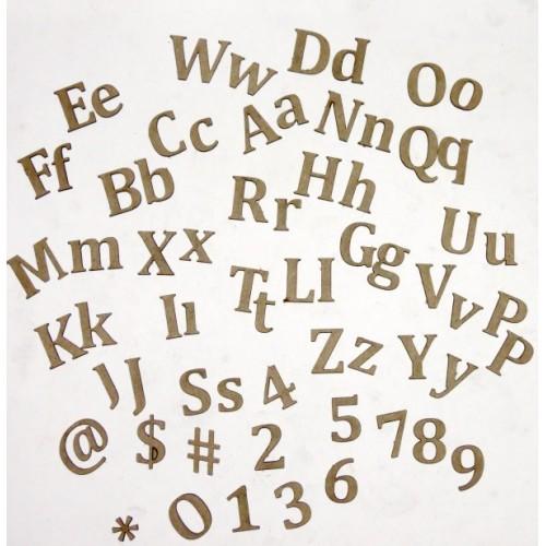 Basic Alphabet - Alphabets