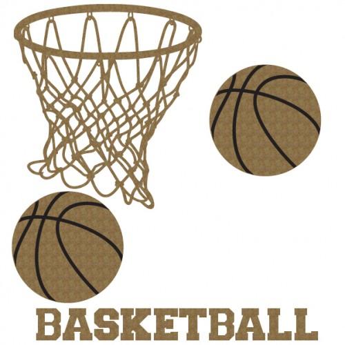 Basketball Set - Sports