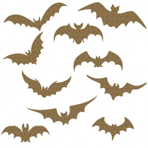 Bats Set - Animals