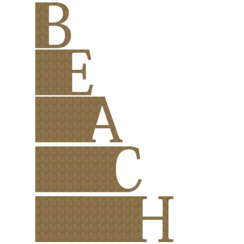 Beach Mini Album - Mini Album