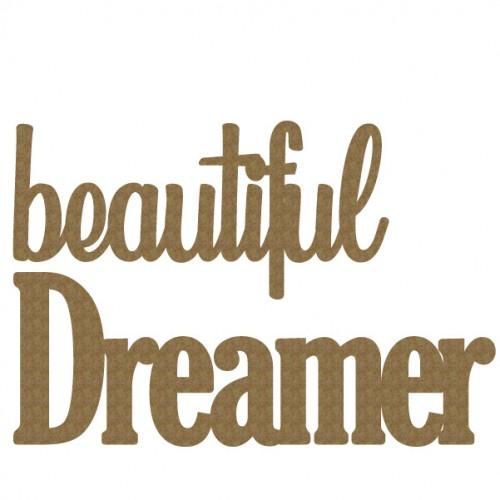 Beautiful Dreamer - Words