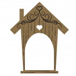 Birdhouse Frame