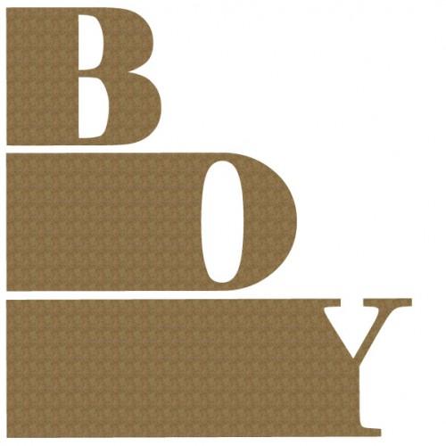 Boy Mini Album - Mini Album