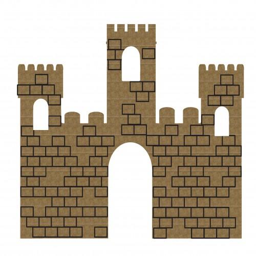 Brick Castle - Fantasy