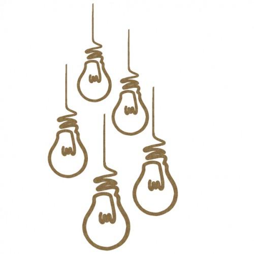Scribble Bulbs - Lighting
