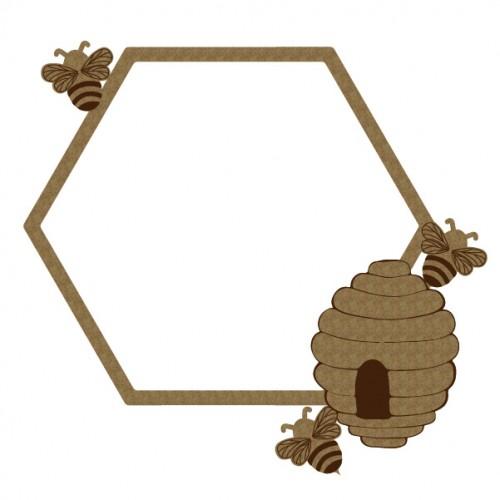 Beehive Frame - Frames