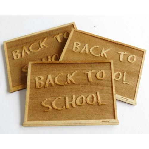 Chalk Board (Set of 3) - School