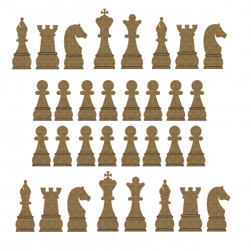 Chess Set - Games and Toys
