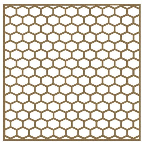 """8 x8  Chicken Wire Panel - 8""""x8"""" panels"""