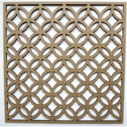 Circle Lattice Panel