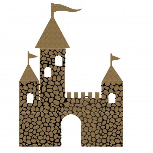 Cobblestone Castle - Fantasy