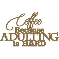 Coffee Because....