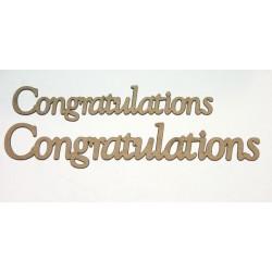 Congratulations Title