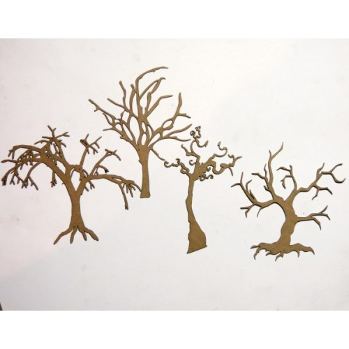 Creepy Trees - Trees