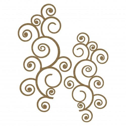 Curly Flourishes - Flourishes