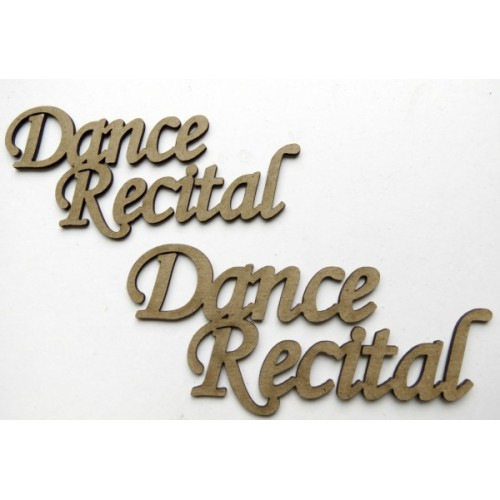 Dance Recital - Titles, Quotes & Sayings