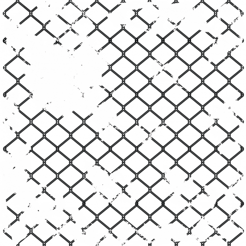 Distressed Chicken Wire Stamp - Backgrounds